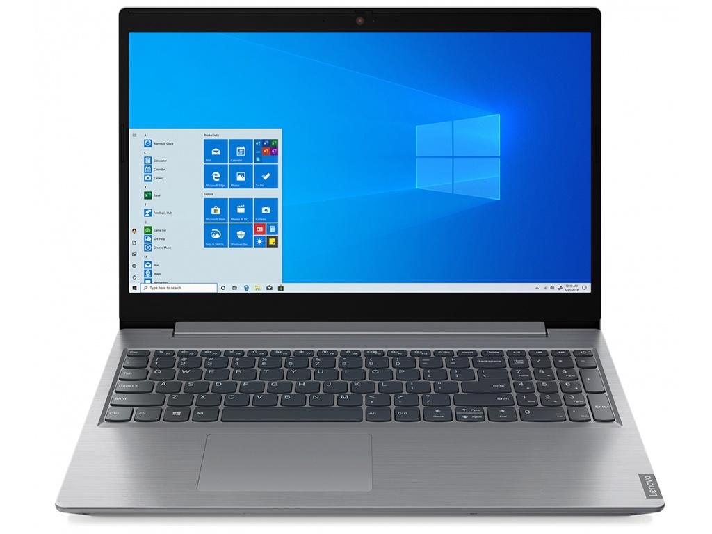 Ноутбук Lenovo IdeaPad L3 15IML05 Platinum Grey 81Y300A3RU (Intel Core i3-10110U 2.1 GHz/8192Mb/256Gb SSD/Intel HD Graphics/Wi-Fi/Bluetooth/Cam/15.6/1920x1080/Windows 10 Home 64-bit)