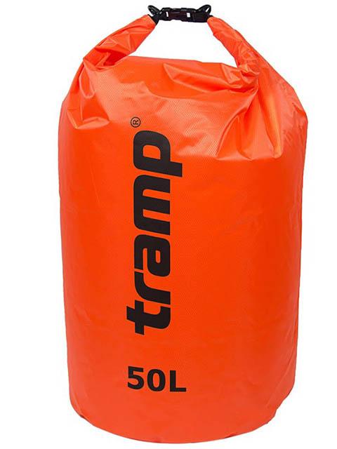 Гермомешок Tramp Diamond RipStop TRA-208 50L Orange