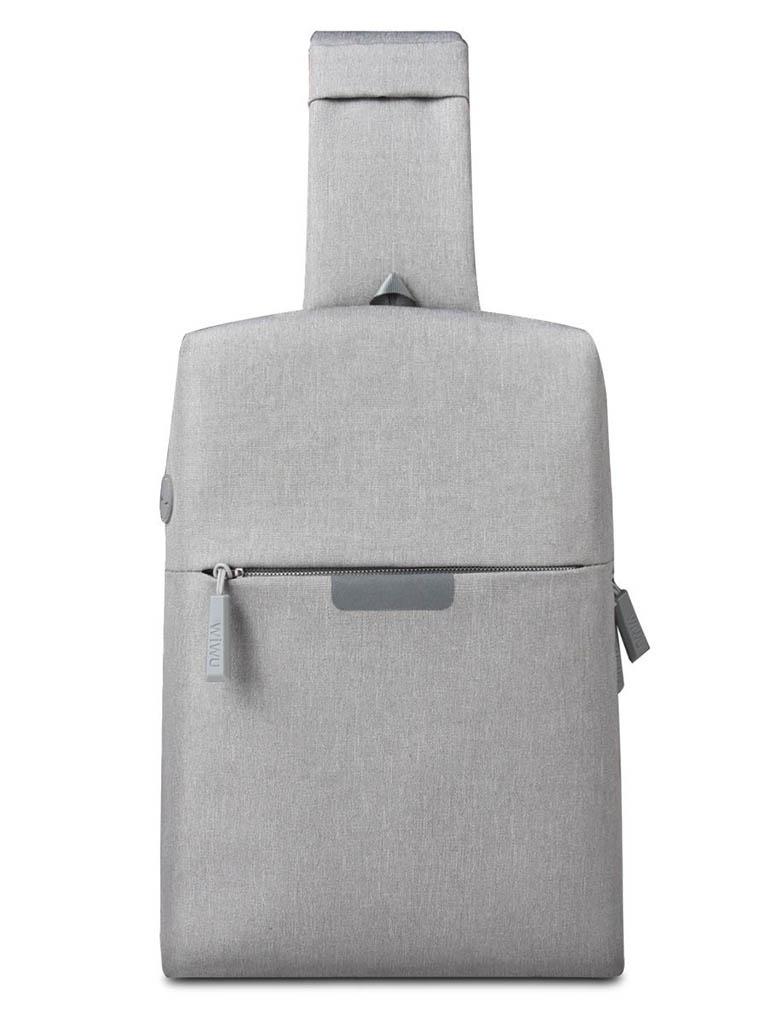 Сумка Wiwu Odyssey Crossbody Bag Grey 6957815510849