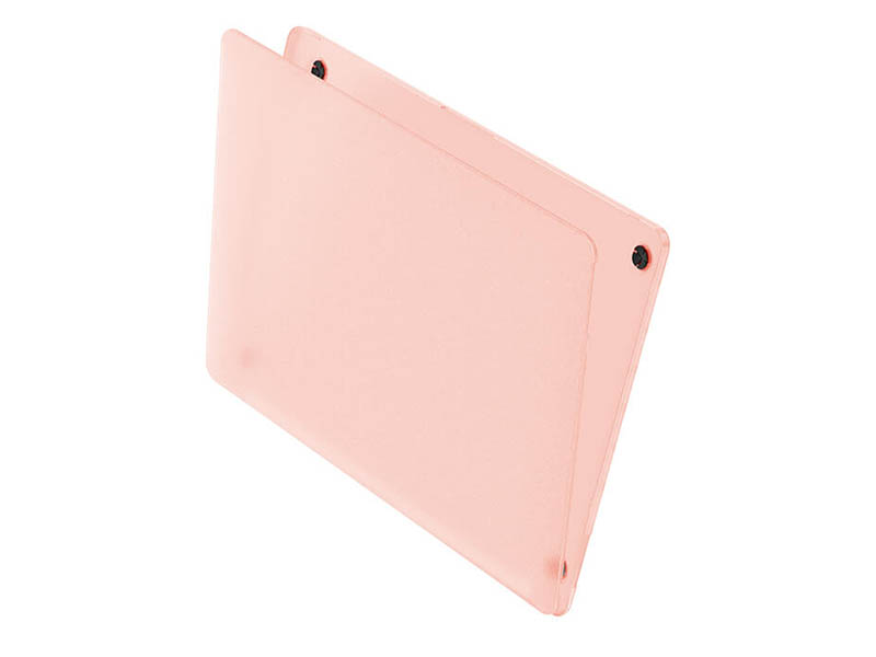 Аксессуар Чехол Wiwu для APPLE MacBook 13 iShield Hard Shell Pink 6957815513437