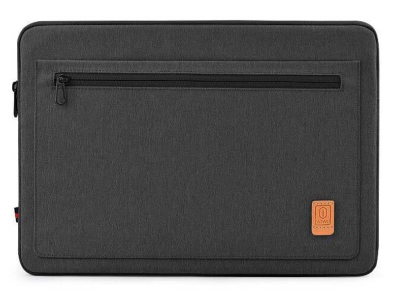 Чехол-папка 15.4-inch Wiwu Pioneer Laptop Sleeve Black 6957815512164