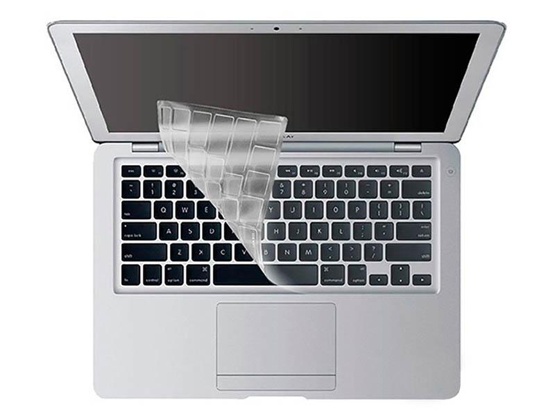 Аксессуар Защитная пленка для клавиатуры Wiwu APPLE MacBook Air New 13.3 TPU Key Board Protector Transparent 6957815510436