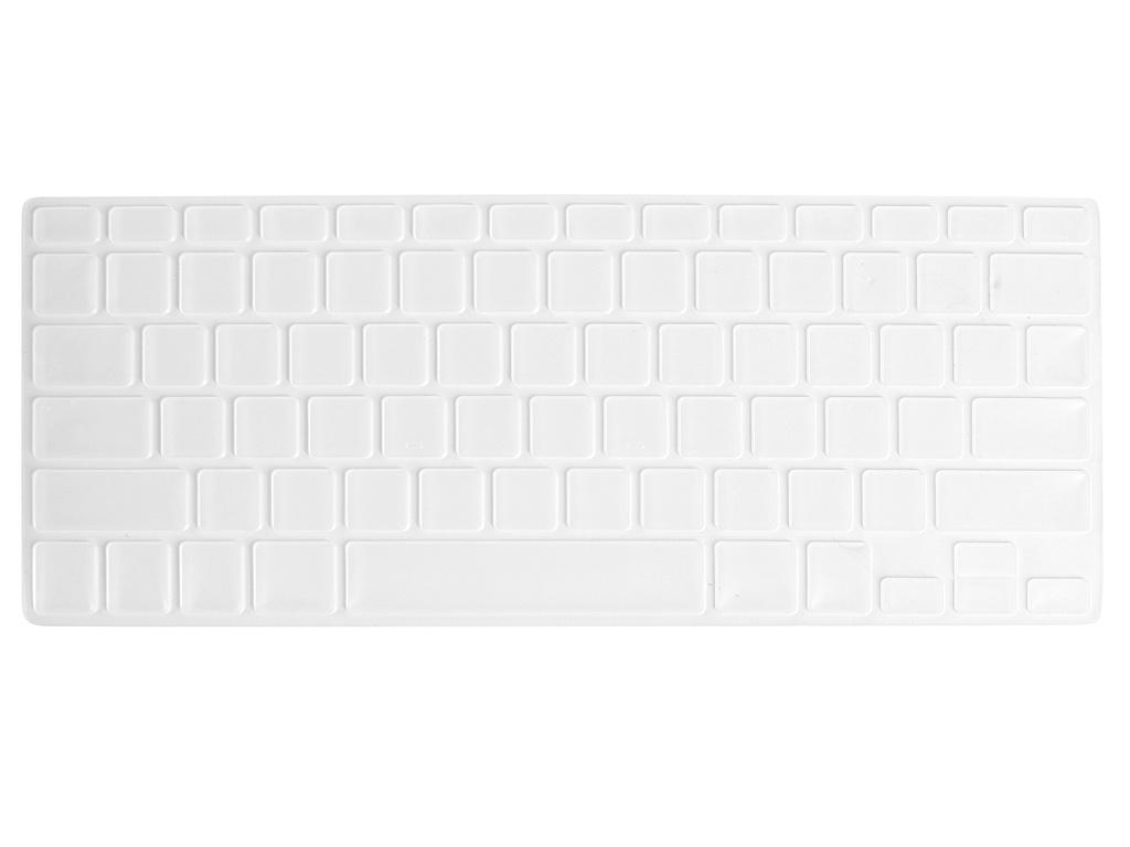 Аксессуар Защитная пленка для клавиатуры Wiwu для APPLE MacBook 13.3 TPU Key Board Protector Transparent 6957815505333 ikea leaves ecola apple ноутбук ручная клавиатура защитная пленка для клавиатуры macbook air серия 11 6 дюймов для ярлыков версия для mac ea012s