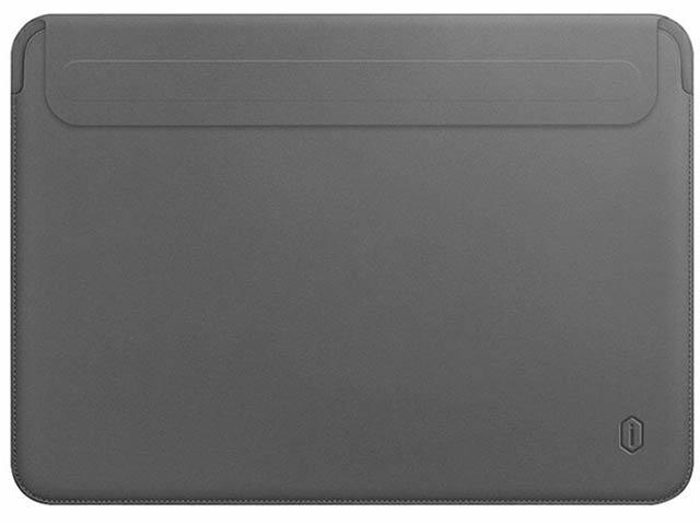 Аксессуар Чехол Wiwu для APPLE MacBook 12 Skin Pro II Grey 6957815512690