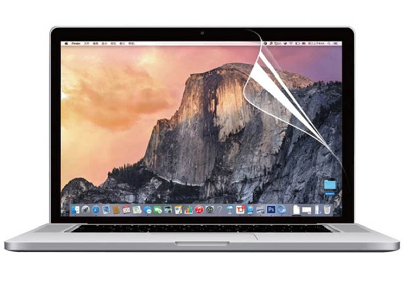 Аксессуар Защитная пленка Wiwu для APPLE MacBook Retina 12 Screen Protector Transparent 6957815505647 пленка