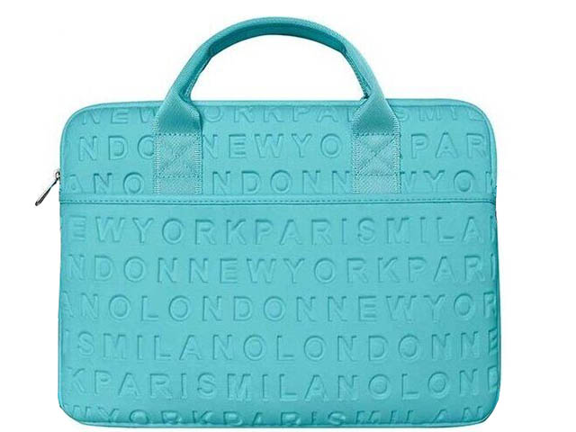 Сумка 13.3-inch Wiwu Vogue Laptop Slim Bag Blue 6957815515882