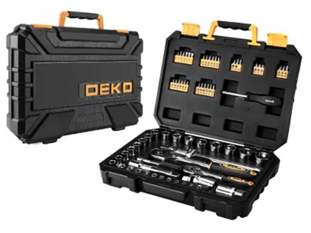 Набор инструмента Deko DKMT72 065-0734 deko