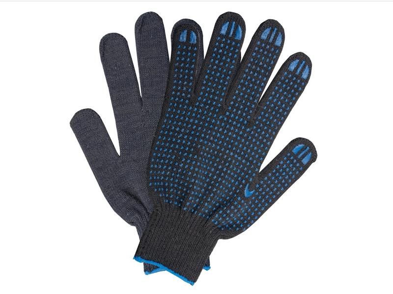 Перчатки Лайма Люкс Black 601914