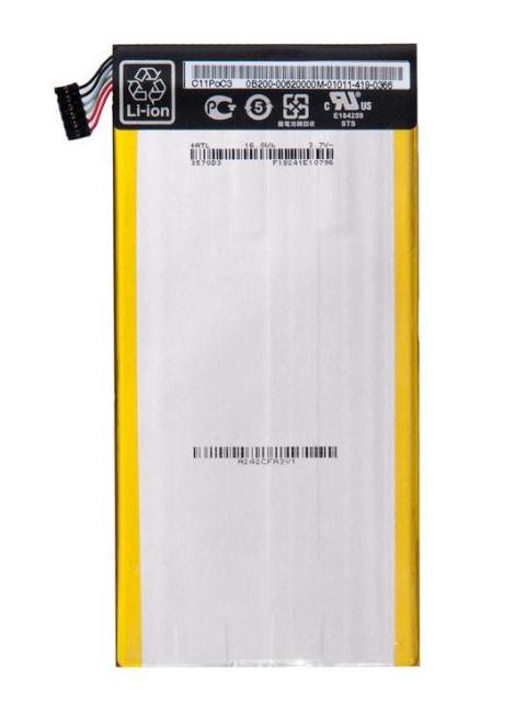 Аккумулятор RocknParts (схожий с C11P1308) для Asus TF701T Dockstation 740241