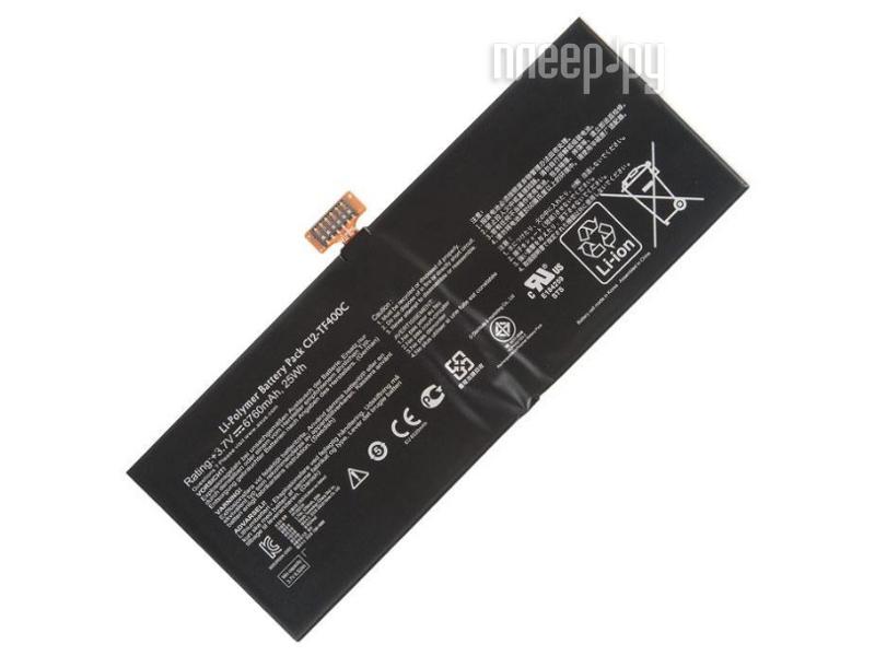 Аккумулятор RocknParts (схожий с ME400CL) для Asus ViVotab 10 ME400C 623943