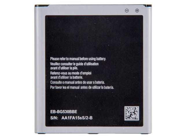 Аккумулятор RocknParts (схожий с EB-BG530BBE) для Samsung Galaxy Grand Prime G530/G531 2016 685835