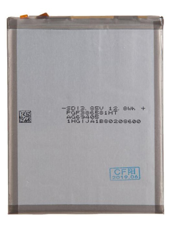 Аккумулятор RocknParts (схожий с EB-BA750ABUN) для Samsung Galaxy A7 (2018) SM-A750F 697918