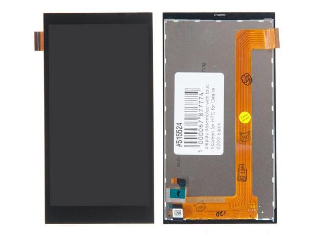 Дисплей RocknParts для HTC Desire 620G в сборе с тачскрином Black 515524