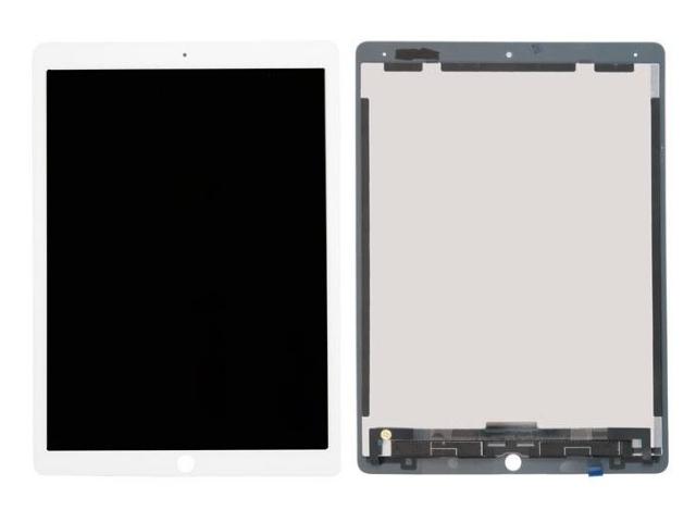 Фото - Дисплей RocknParts для APPLE iPad Pro 12.9 2017 в сборе с тачскрином White 612886 дисплей zeepdeep premium для apple iphone 7 rp white в сборе с тачскрином 721270