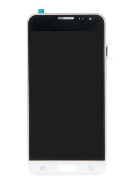 Дисплей RocknParts для Samsung Galaxy J3 (SM-J320F) в сборе с тачскрином White 684584