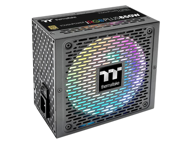 Блок питания Thermaltake Toughpower iRGB Plus 850W 80+ Gold PS-TPI-0850F3FDGE-1