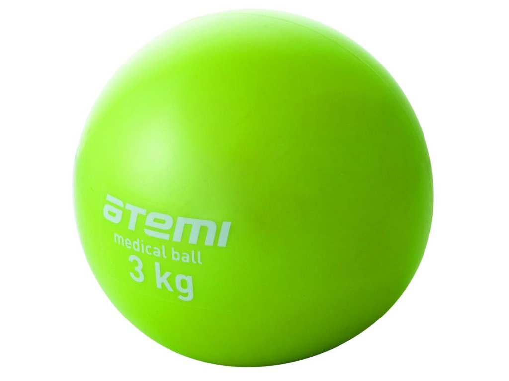 Медбол Atemi ATB03 3kg