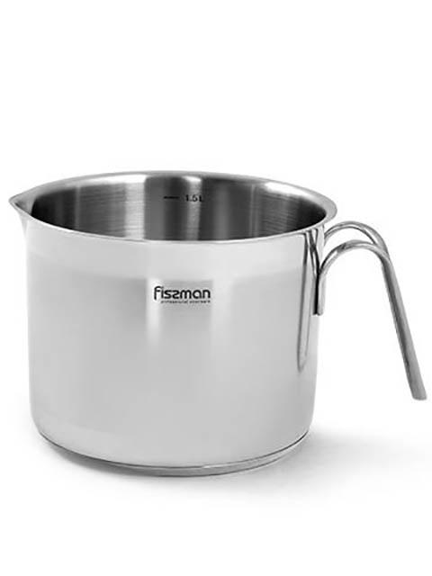 Кружка для кипячения молока Fissman 1.5L 5101
