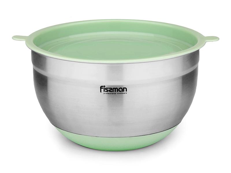Миска Fissman 1.5L Green Tea 5114