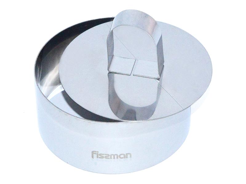 Кулинарное кольцо с прессом Fissman 7838
