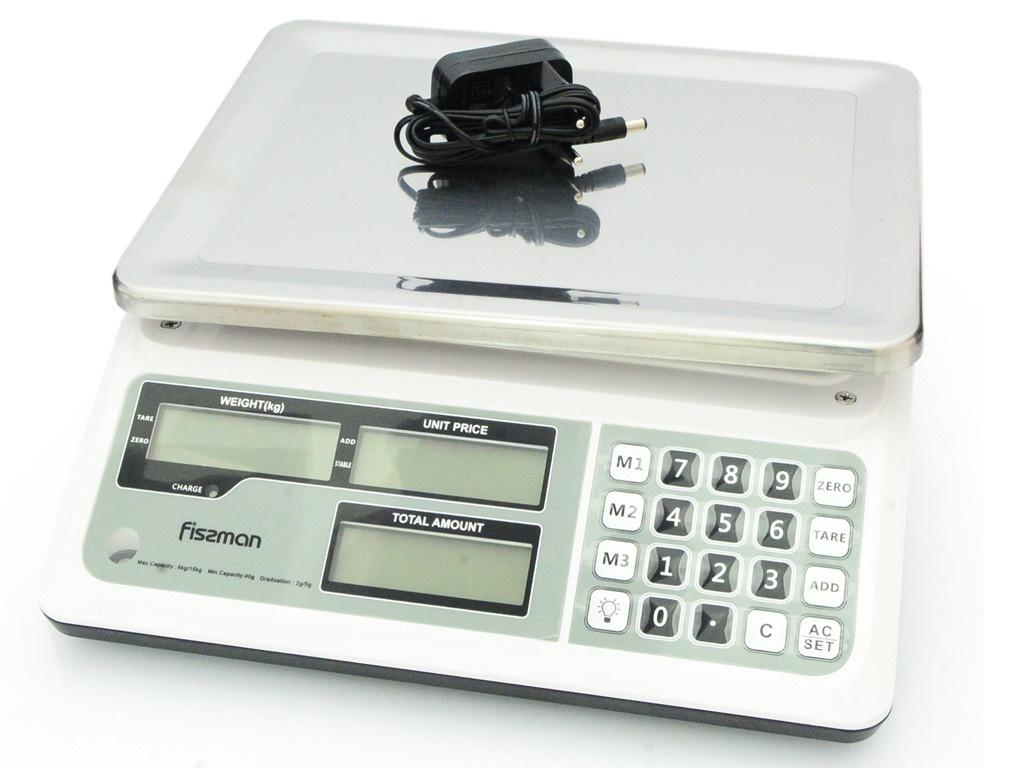 Весы Fissman 0325
