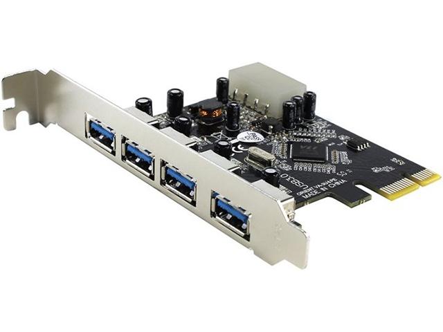 Контроллер Orient VA-3U4PE PCI-Ex - 4ext x USB 3.0 29326