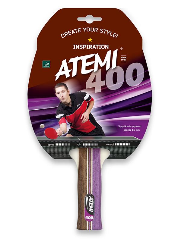 Ракетка для настольного тенниса Atemi 400AN