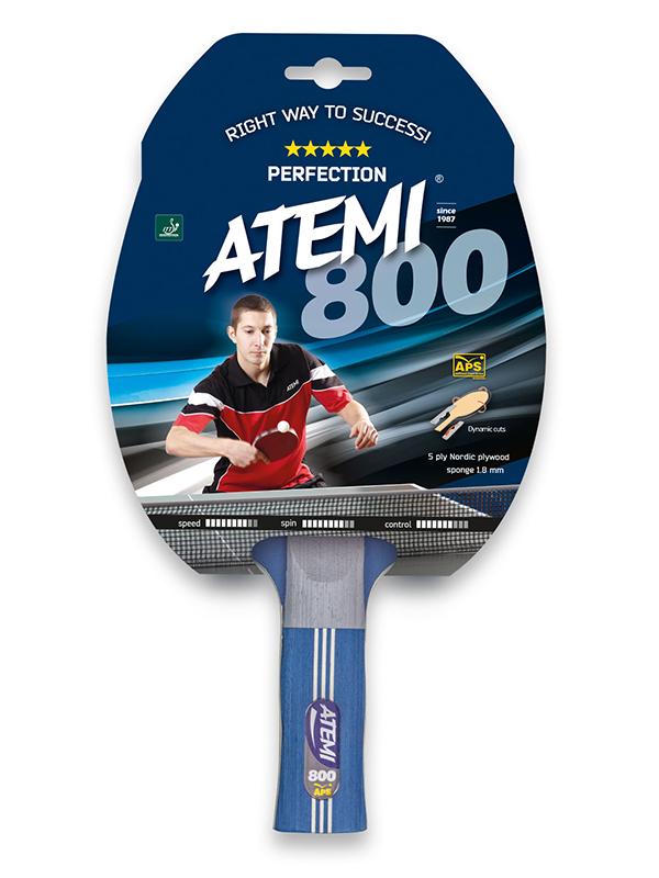 Ракетка для настольного тенниса Atemi 800AN