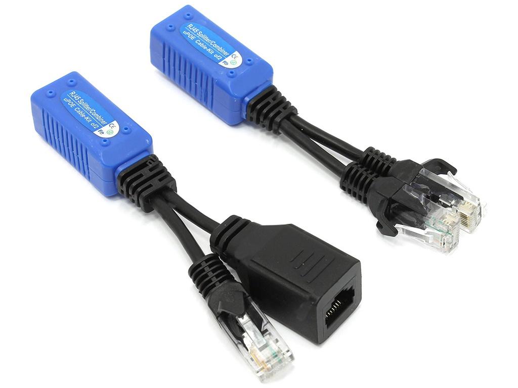 Комплект для передачи сигнала и питания Orient NT-605POE 30605