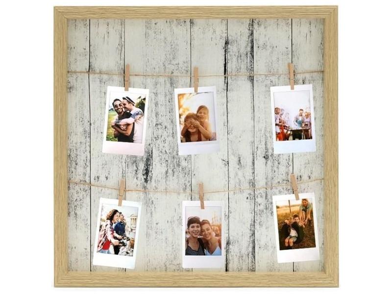 Фото - Рамка Fujifilm Instax Peg Frame Natural 70100139085 установочная рамка elac plaster frame