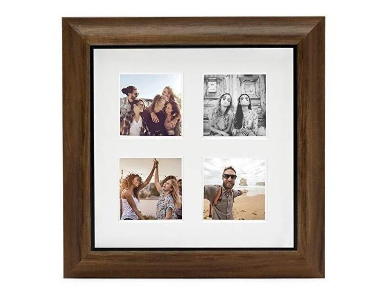 Рамка Fujifilm Instax 4 Mount Square Frame Teak 70100139131