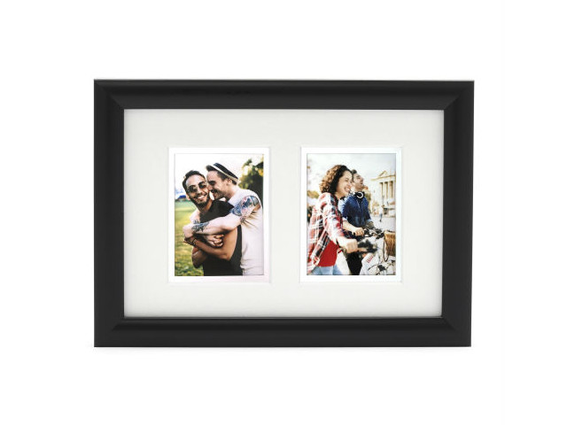 Рамка Fujifilm Instax Twin Mount Mini Frame Black 70100139150