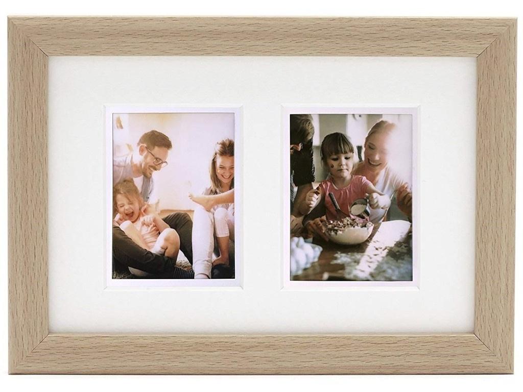 Рамка Fujifilm Instax Twin Mount Mini Frame Natural 70100139116