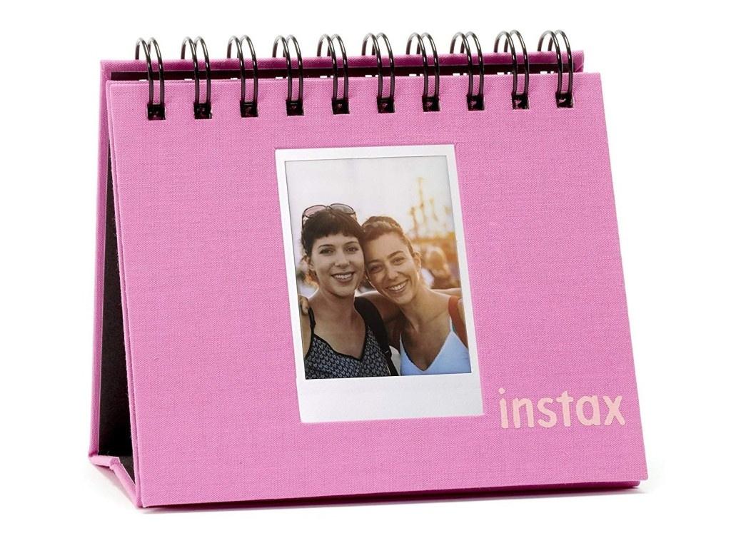 Фотоальбом Fujifilm Instax Mini 9 Twin Flip Album Flamingo Pink 70100139061