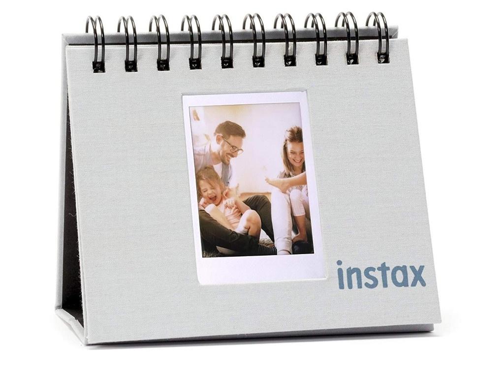 Фото - Фотоальбом Fujifilm Instax Mini 9 Twin Flip Album Smoky White 70100139055 фотоальбом 6171