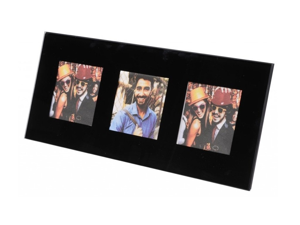 Фото - Рамка Fujifilm Instax Triple Square Glass Frame 70100139553 установочная рамка elac plaster frame