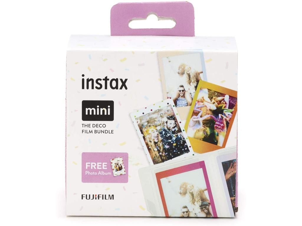 Fujifilm Instax Deco Film Bundle для Mini 70100144129