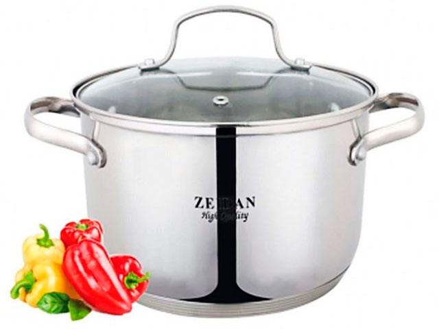 Кастрюля Zeidan 5.1L Z-50245