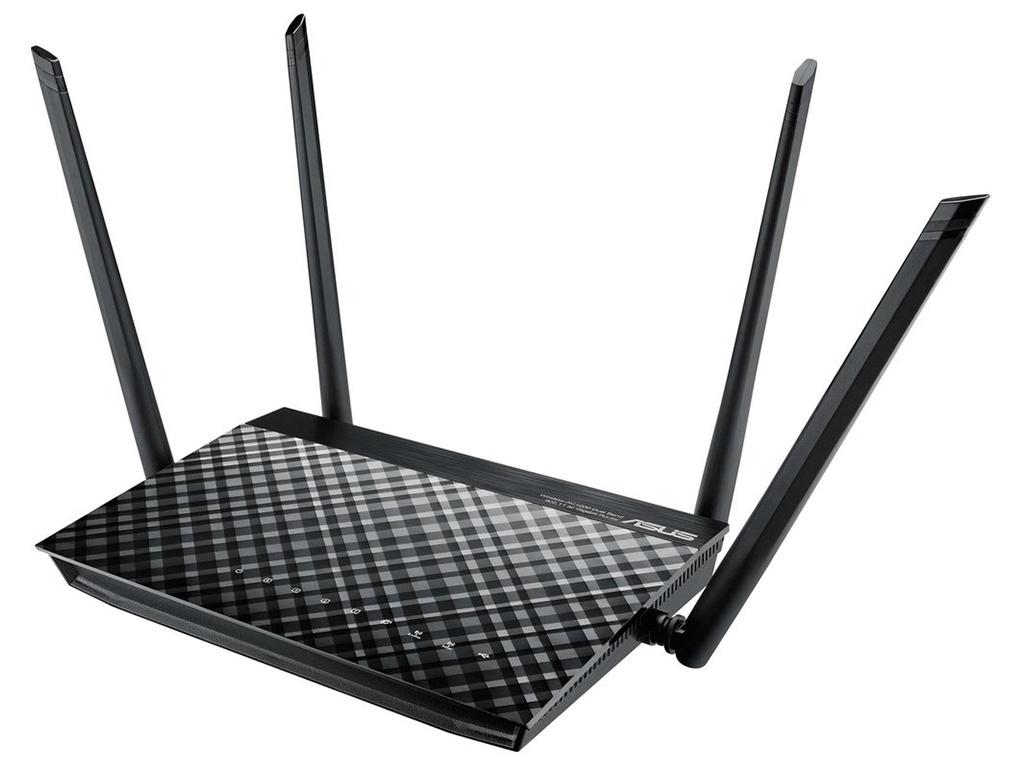 Wi-Fi роутер ASUS RT-AC57U 90IG02P1-BO3110 Выгодный набор + серт. 200Р!!!