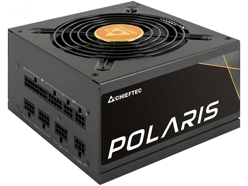Блок питания Chieftec Polaris PPS-650FC 650W 80 Plus Gold chieftec блок питания 650w smart atx 12v v 2 черный