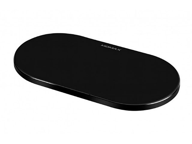 Зарядное устройство Momax Q.Pad Pro Quad-Coil Wireless Charger UD11D Black