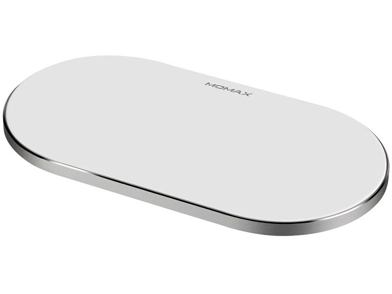 Зарядное устройство Momax Q.Pad Pro Quad-Coil Wireless Charger UD11W White