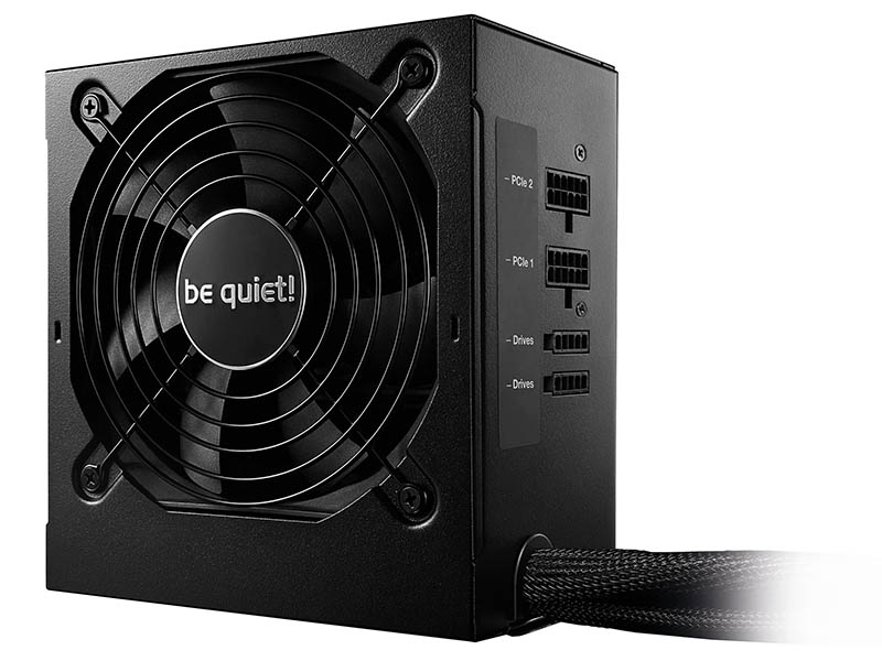 Блок питания Be Quiet System Power 9 500W CM BN301