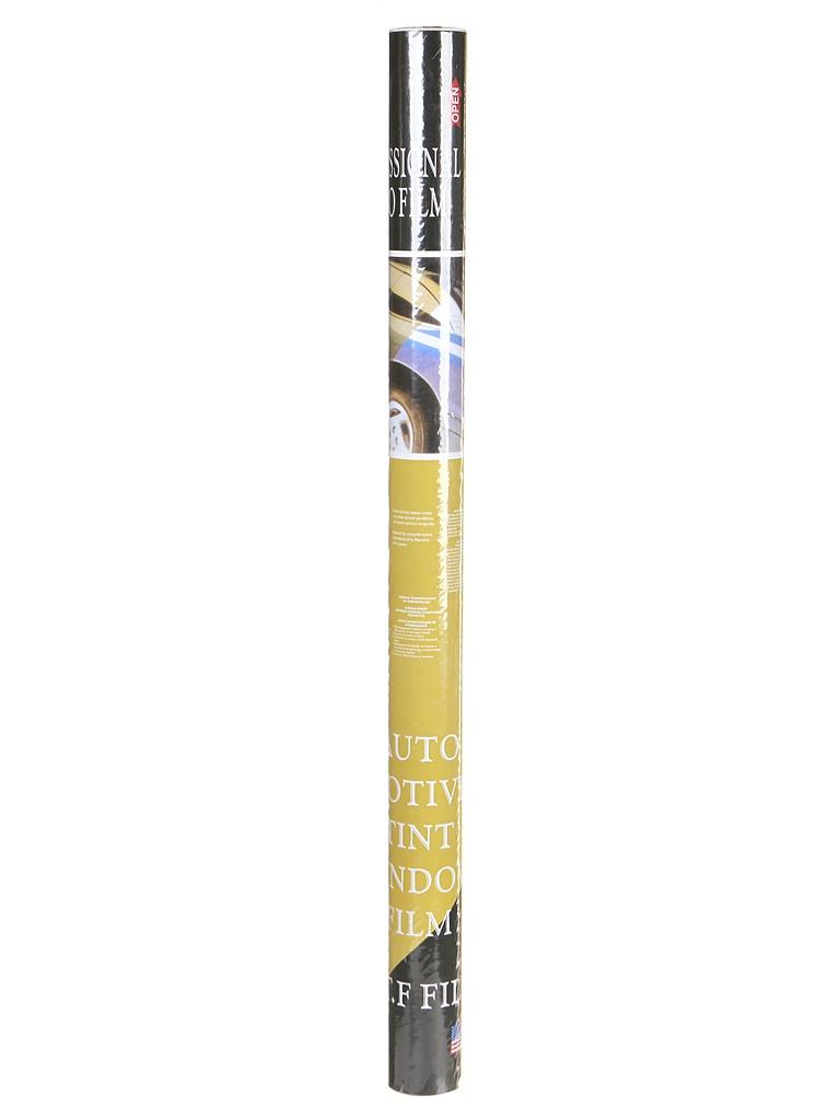 Пленка тонировочная KS антицарапинная, американка 0.75x3m 15% Black пленка