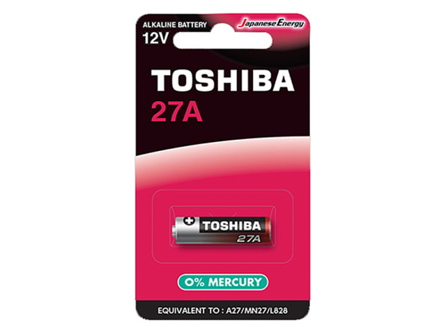 Батарейка Toshiba 27A BP-1C (1шт)