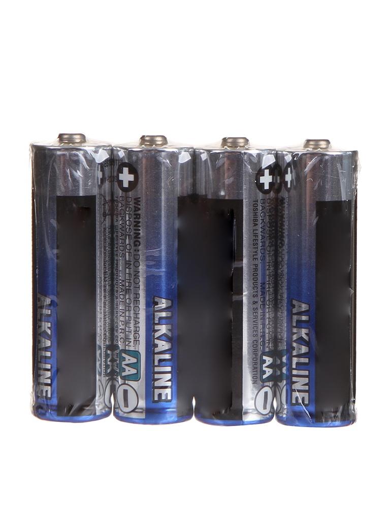 Батарейка AA - Toshiba LR6GCP SP-4 (4шт)