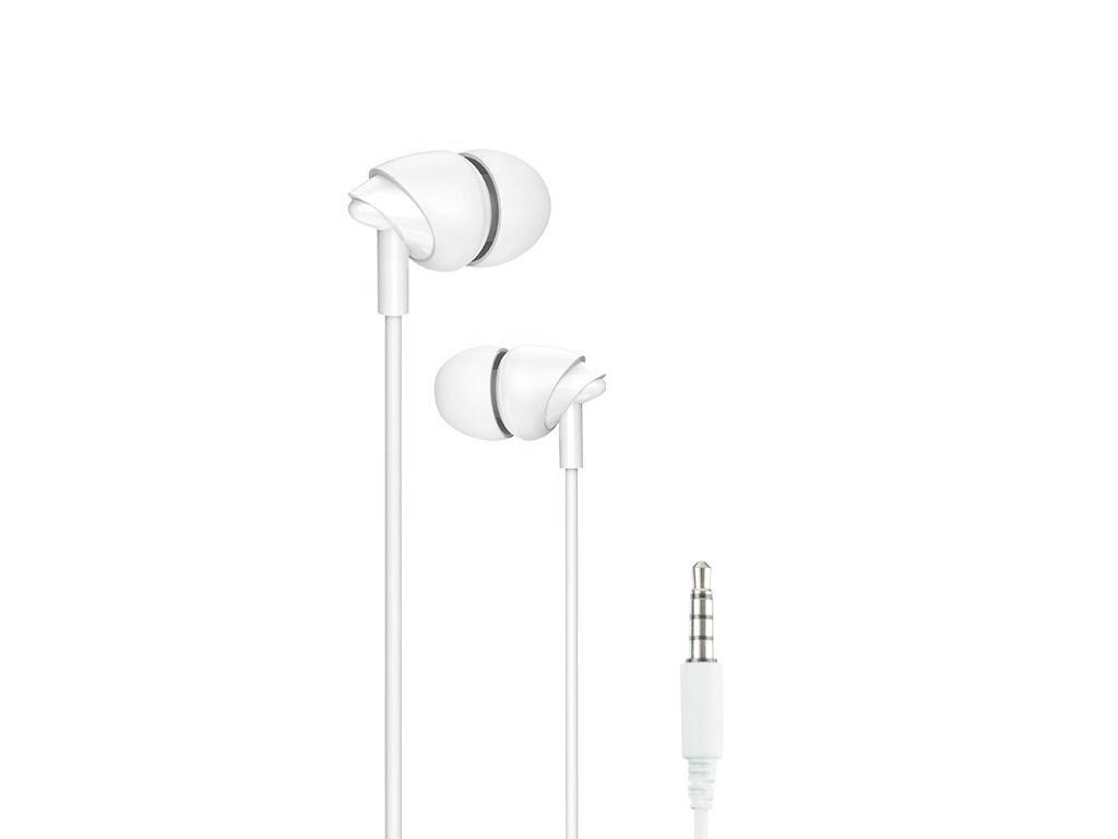 Наушники Usams Stereo Headset EP-39 White УТ000020005
