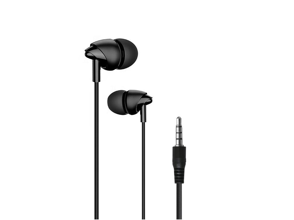 Наушники Usams Stereo Headset EP-39 Black УТ000020006