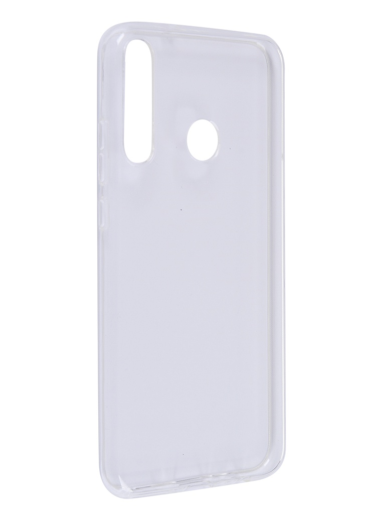 Чехол iBox для Huawei P40 Lite E Crystal Silicone Transparent УТ000020715