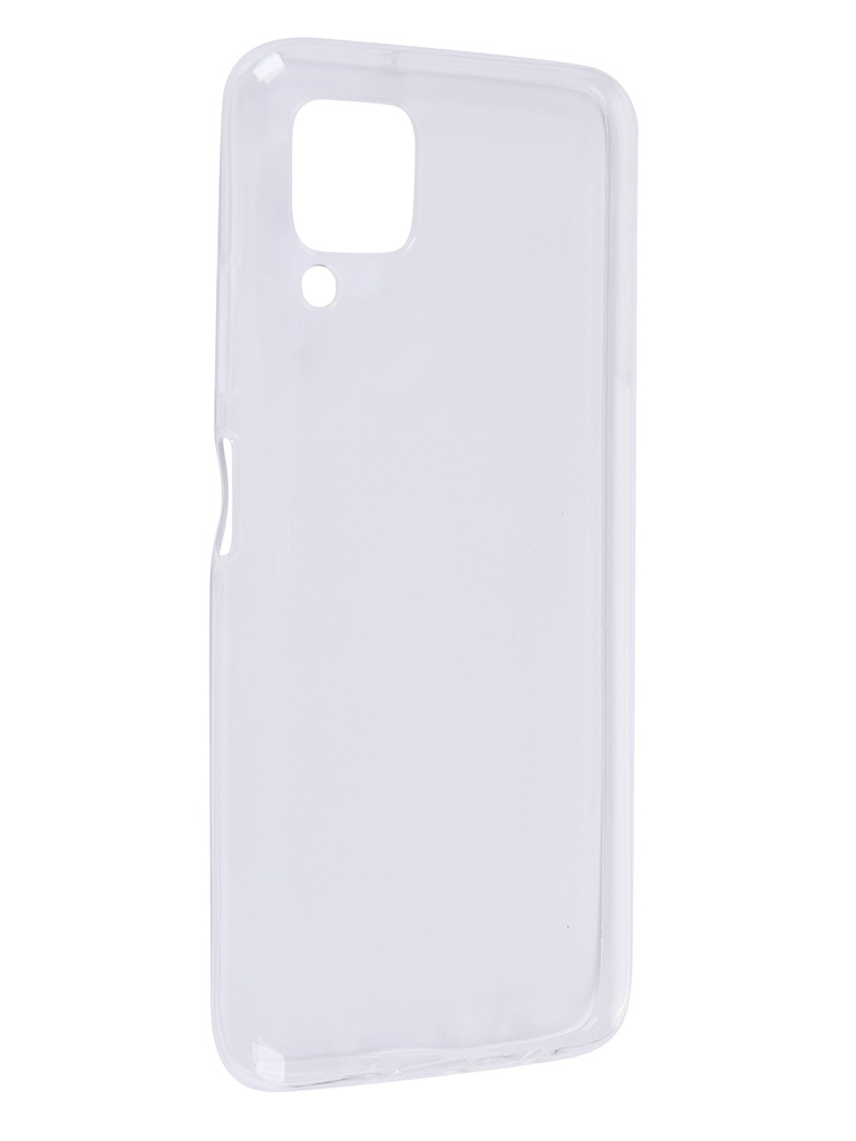 Чехол iBox для Huawei P40 Lite Crystal Silicone Transparent УТ000020713